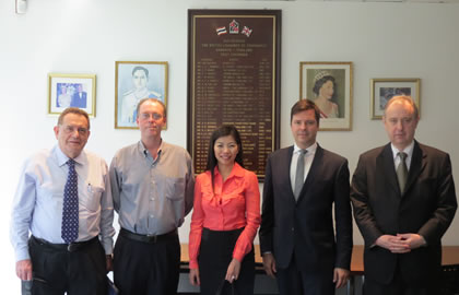 BCCT Boardroom Briefing (UKTI Head in Cambodia)