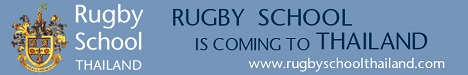 BCCT Sponsor - Rugby School Thailand