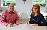 BCCT signs MoU with Staffordshire Chambers