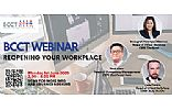Webinar #19 - Reopening Your Workplace