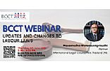 Webinar #21 – Updates and Changes to Labour Law since Covid-19