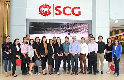 BCCT Site Visit to SCG 100th Year Building : British Chamber of