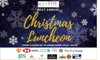 BCCT Christmas Lunch with Sponsors 2019