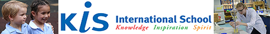 BCCT Calendar Sponsor - KIS International School