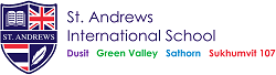 St. Andrews International Schools - Supporting Partners 2019